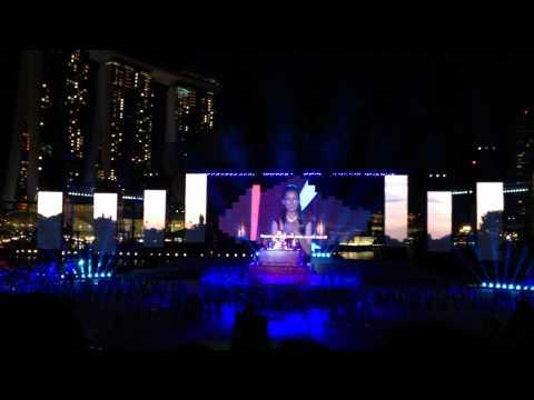 Singapore National Day Parade 2012