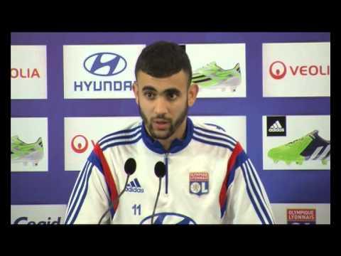Ghezzal : equipe algérienne