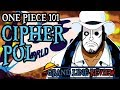 Cipher Pol Explained (One Piece 101)