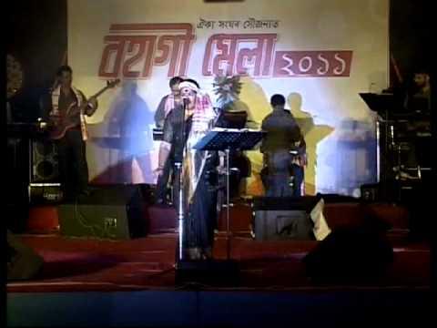 Usha Uthup Bihu live_Tinsukia