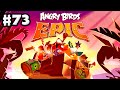 Angry Birds Epic - Gameplay Walkthrough Part 73 - New Caves And New Mage! (Android)