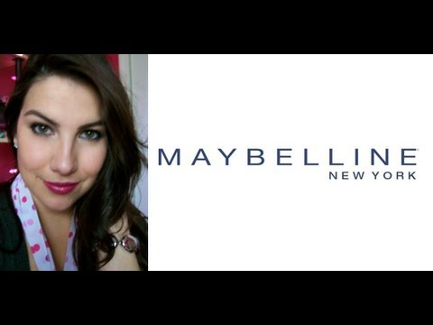 1 Brand Tutorial: Maybelline