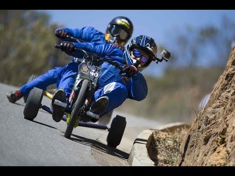 High Speed Downhill Trike Racing - UCblfuW_4rakIf2h6aqANefA