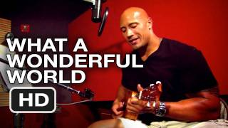 Journey 2 The Mysterious Island - Dwayne Johnson: 'What A Wonderful World'