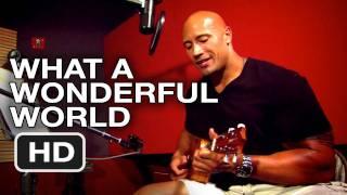 Journey 2 The Mysterious Island - Dwayne Johnson: 'What A Wonderful World'