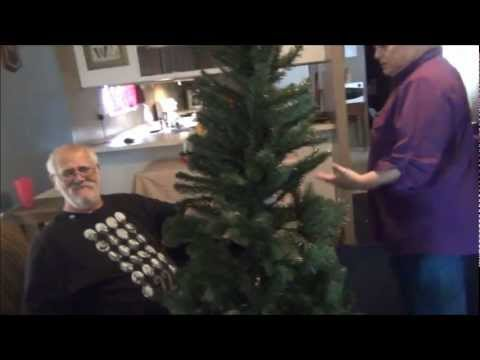 Angry Grandpa vs The Christmas Tree - 3