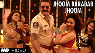 POLICEGIRI JHOOM BARABAR JHOOM VIDEO SONG