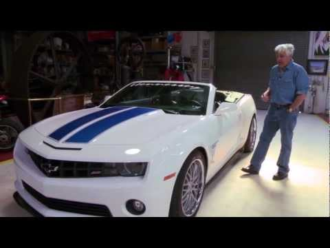 Jay Leno's Garage: 2011 Hennessey HPE600 Camaro Convertible