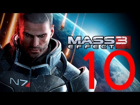 Mass Effect 3 Walkthrough - Part 10 PC No Commentary 1080p Max Settings 16XAA