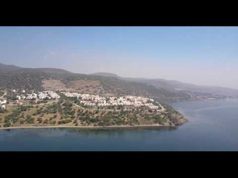 Candarli Bati, Drone Flight
