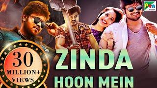 Zinda Hoon Mein  Gunturodu  New Hindi Action Dubbed Movie  Manchu Manoj, Pragya Jaiswal