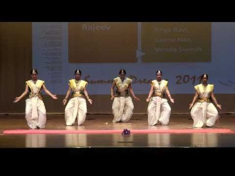 KCS Summer Dreams 2011 - Suklaam bara Dharam Vishnum - Welcome dance