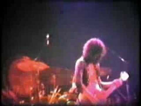 Led Zeppelin - Live in Texas 1975 (8mm film & Radio ads)