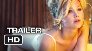American Hustle Official Trailer (2013) - Christian Bale, Jennifer Lawrence Movie HD