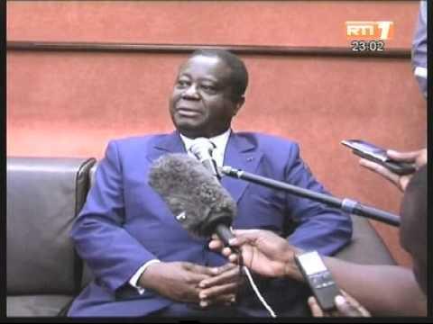 RHDP : Le Président Henri Konan Bédié de retour en Cote d-Ivoire