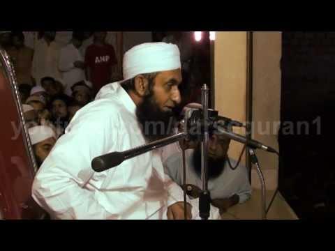 Maulana Tariq Jameel (complete bayan) Karwan e Aman 31July 2011 Banaras Karachi
