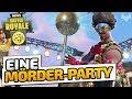 Eine Mörder-Party! - ♠ Fortnite Battle Royale LTM: Disco Domination #001 ♠ - Deutsch German