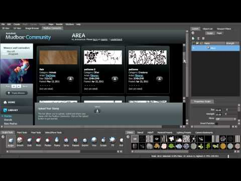 Mudbox Tutorial: Artist Guide to Mudbox 2012 Part 2