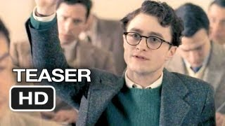 Kill Your Darlings Official Teaser (2013) - Daniel Radcliffe Movie HD