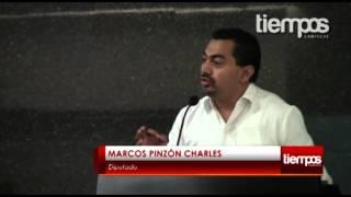 Confrontación de diputados por la deuda pública del municipio