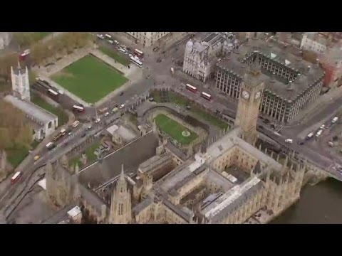 Economy dominates UK election debate