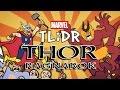 What is Thor Ragnarok? - Marvel TL;DR