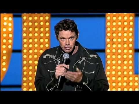 Rich Hall - Live at the Apollo 10/10/2005 (Part 1 of 2)