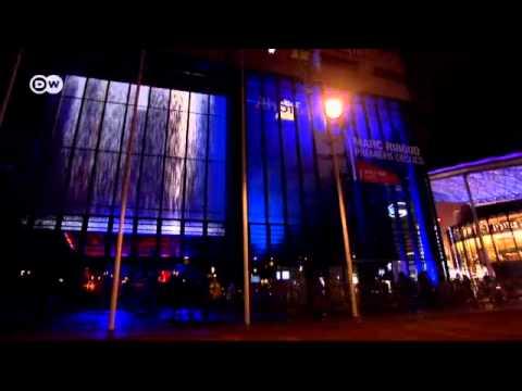 فيديو : مهرجان الأضواء بمدينة ليون الفرنسية | يوروماكس