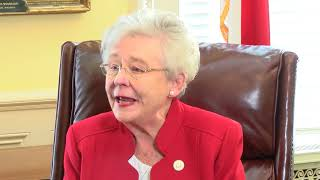 This week on Plain Talk, Ken Ward sits down with Alabama Governor Kay Ivey to discuss the legislative session and Alabama political issues.