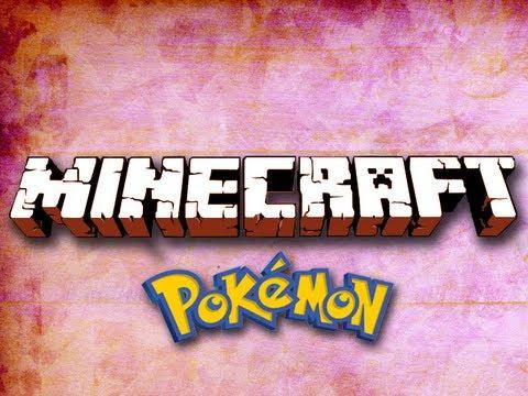 Minecraft: Pokémon Mod! (Pokemobs)