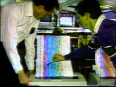 Ozone Hole Research 1987 NASA