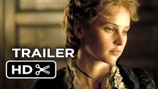 The Invisible Woman Official Trailer (2013) - Ralph Fiennes Movie HD