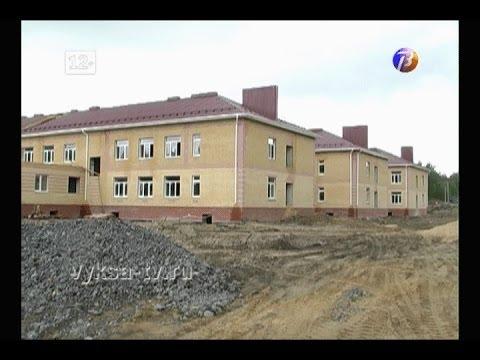 ВБорковке строится детсад стоимостью 146 млн рублей