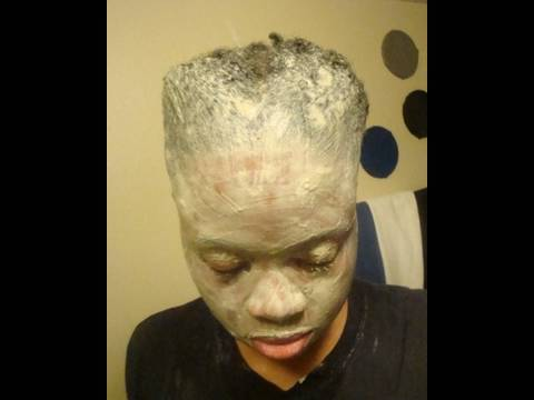How To Use Bentonite Clay on Hair and Skin (ALIKAY NATURALS PRODUCTS) Part 1