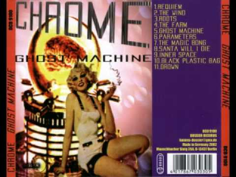 Chrome - Black Plastic Bag