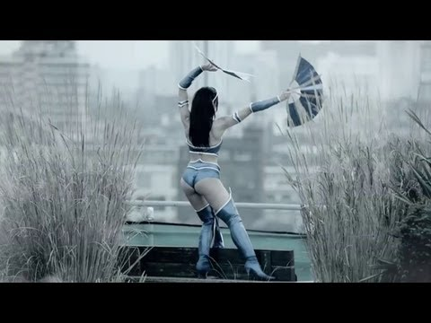 Mortal Kombat 9 'Kitana Live Action Trailer [PS Vita]' [1080p] TRUE-HD QUALITY