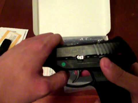 Gunknowledge.com - Ruger LC9 Disassembly