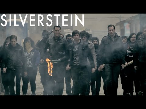 Silverstein - Burning Hearts (Official Music Video)