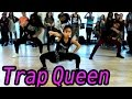 TRAP QUEEN - Fetty Wap Dance | @MattSteffanina Choreography ft 9 y/o Asia Monet Ray!!