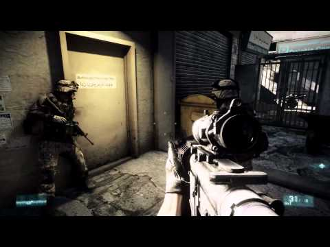 Battlefield 3 - Fault Line Episode 1 Gameplay Trailer [HD]