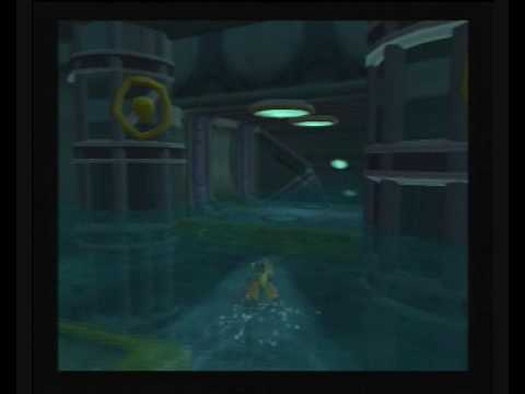Ratchet & Clank Walkthrough Part 14: Ratchet vs. the forces of water