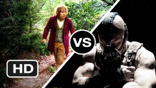 The Hobbit vs The Dark Knight Rises - Which Are You More Excited For? - HD Movie