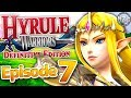 hyrule warriors definitive edition gameplay walkthrough - episode 7 - lake hylia! sheik vs. zelda!?