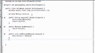 STIC: JAVA STRUTS2, tutorial para crear un formulario
