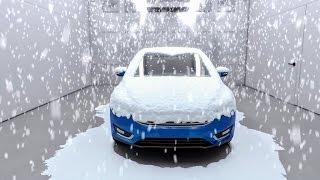 Ford откроет «фабрику погоды»