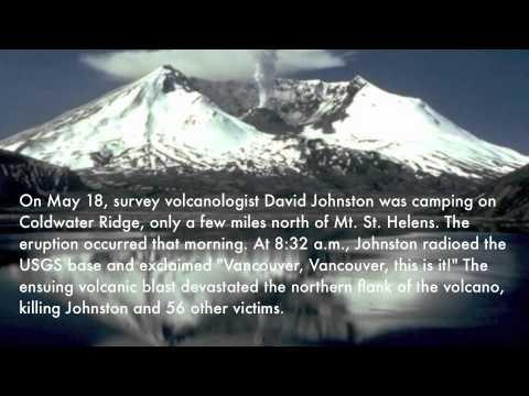 GCSE Year 10 Geography Presentation - Mt St.Helens Eruption