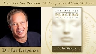 You Are the Placebo Book - Now Available!