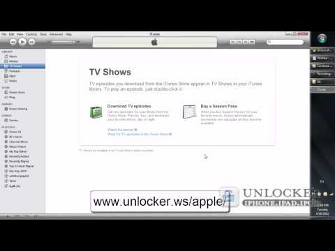 How to Fix iTunes error 3194 in windows iOS 4.3.2 4.3.1 4.2.1 iPhone iPod iPad.avi