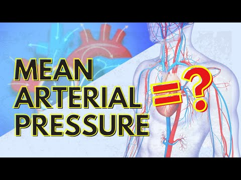 054 Blood Pressure and Mean Arterial Pressure