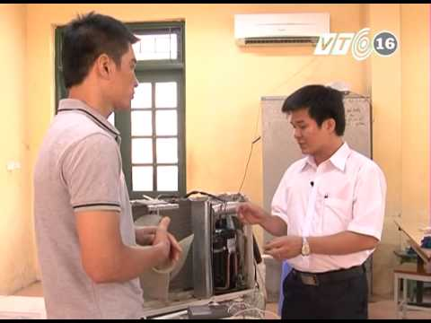 Kỹ thuật sửa máy điều hoà - máy lạnh